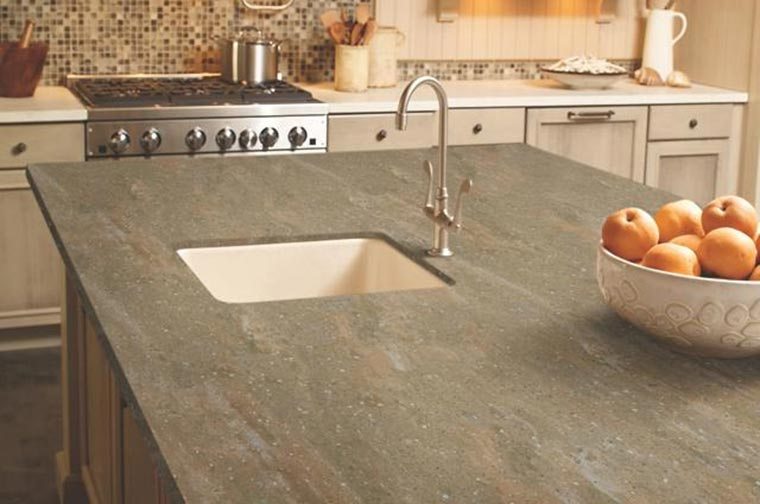 Solid Surface - Custom Marble Inc